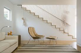 Farmhouse stair railing Wooden Homedit 10 Standout Stair Railings And Why They Work