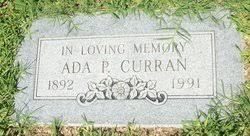 Ada Pearl Muse Curran (1892-1991) - Find A Grave Memorial
