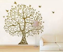 vinyl wall decals tree wall sticker