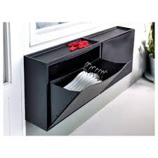 Ikea Shoe Storage Trones Shoe Cabinet Storage Black 51x39 Cm Ikea