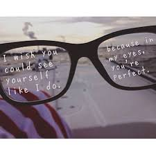Indeed itu0027s probably just my great vision thanks to my glasses You should  get some