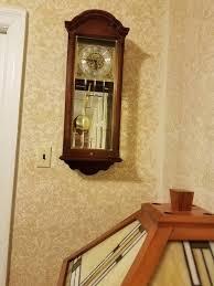 wall clock vintage howard miller