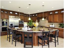 Granite Kitchen Island With Seating Kitchen Brown Granite Kitchen Island Countertop Set Kitchen