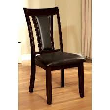 dining room chairs. Dark Cherry Traditional Dining Room Chair - Brent Chairs