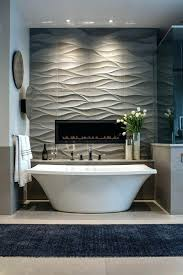 fireplace in bathroom wall batchelder tile fireplace bathroom contemporary with shell mosaic backsplash wall tiles fireplace fireplace in bathroom