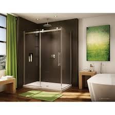 fleurco novara 45 1 4 46 1 4 inch in line door and panel with return