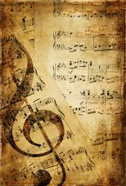Music Paper Print Details About Framed Print Vintage Music Paper Picture Poster Art Piano Violin Trumpet Sax