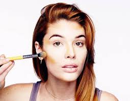 how to contour your face a celeb