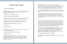 lease contract template contract templates ms office guru