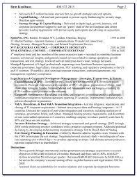 Knock Em Dead General Counsel Resume Example. General Counsel Resume Sample  General Counsel Resume Sample ...