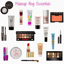 eleven things you need in your makeup bag bourbon lipstick and stis