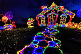 rock city near tanooga opens enchanted garden of lights on nov 16