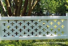 vinyl lattice fence panels. Inspiring Design For Lattice Fence Ideas Vinyl Panels Pvc L