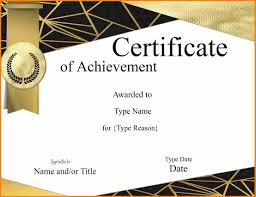 Templates For Certificates 12 Design Certificates Templates Grittrader