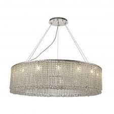 empire 110cm round pendant chandelier