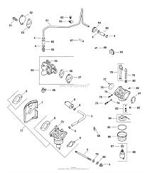 kohler cv bolens hp parts diagram for fuel system zoom