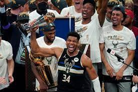 Bucks win their first NBA title ...