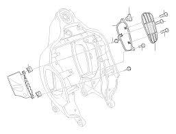 Bmw k1200lt fillister head screw m5x10 front brake adv
