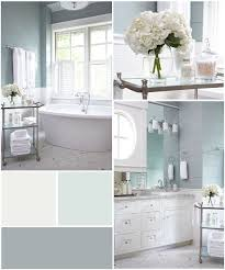 Paint Colors Bathroom Bathroom Color Palettes - White is the go to color  when it comes