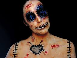 voodoo doll makeup tutorial silvia quiros