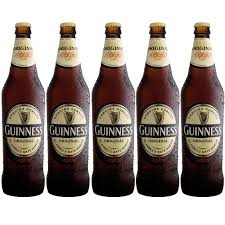 guinness by the case