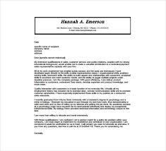 6 Medical Cover Letter Templates Free Sample Example Format