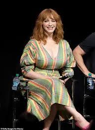 Hendricks was called the 'the sexiest woman in the world' in a poll taken by female readers of esquire magazine. Christina Hendricks Reveals How Playing Mad Men S Joan Holloway Has Helped Shape Her Life Readsector Female