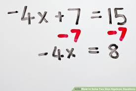 solving two step equations with fractions and variables calculator two step equation calculator talkchannels