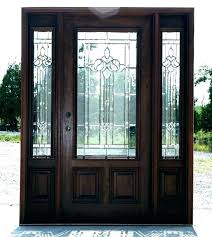 security storm door installation front glass cabinet doors ideas french entry inserts replacement screen insert