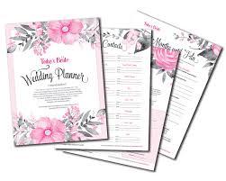 Printable Wedding Planner Todays Bride Printables Todays Bride