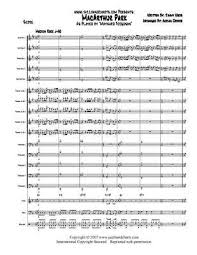 42 Big Band Jazz Pdf Charts Cd Print And Play Ferguson