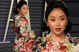'reposting this bc who wouldn't post a swagged out photo like this one?! X Men Star Lana Condor Reveals Battles With Eating Disorders And Body Dysmorphia Mirror Online