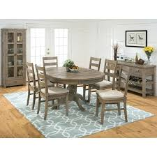 dining room table rug dining room decorating ideas using patterned light blue rug under dining table