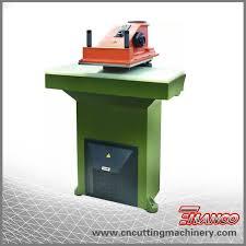 atom leather cutting machine