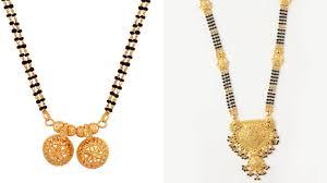 Nallapusalu Locket Designs 9 Latest 1 Gram Gold Mangalsutra Designs 2019 Styles At Life