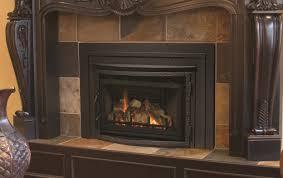 contemporary home interior design ideas using electric gas fireplace insert decoration wonderful black iron fireplace