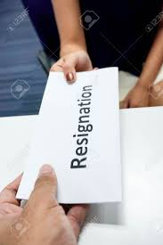 close up submitting a resignation letter to the boss stock photo close up submitting a resignation letter to the boss stock photo 62816771