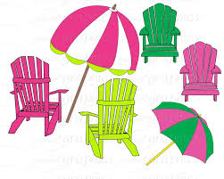 Adirondack Chair Clip Art Free collection Download and share
