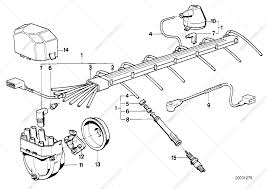Parts list is for bmw 7' e32 735i sedan ece 1991 07