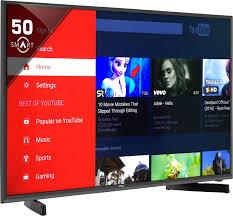 Flipkart.com   Buy Vu 127cm (50) Full HD Smart LED TV Online at best Prices  In India @ Rs 38999 #VU LED TV #BEST LED TV INDIA