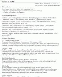 How To Write Academic Resume Free Resume Application Template And Professional How To Write 21