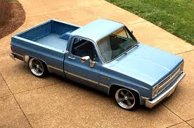 1986 GMC Sierra / Chevy C10 Short Bed Shop Truck for sale in ...