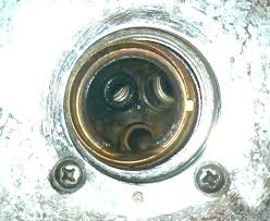how to fix a delta shower faucet old delta shower faucet repair leaky delta bathtub faucet