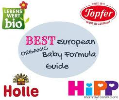 Hipp Vs Holle Formula Chart Best European Organic Baby Formula Guide Updated 2019