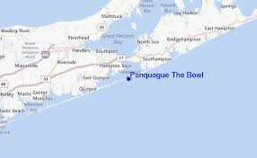 Ponquogue The Bowl Surf Forecast And Surf Reports Long