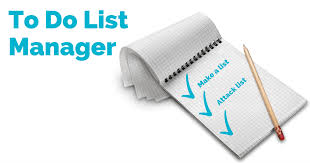 office to do list manager virtual to do list manager