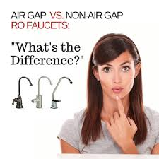 reverse osmosis faucet air gap. Contemporary Faucet Air Gap Vs Non Airgap RO Faucets Intended Reverse Osmosis Faucet S