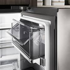 kitchenaid counter depth refrigerator. kitchenaid krfc704fps 23.8 cu. ft. 36\ kitchenaid counter depth refrigerator