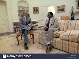 jimmy carter oval office. Jimmy Carter Chatting With Hank Aaron In The Oval Office Was Governor Of Georgia T