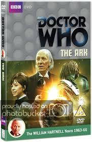 Bbc Dvd Chart Doctor Who News The Ark Tops Uk Tv Chart